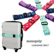 monopoly×LINE FRIENDS★LUGGAGE BELT
