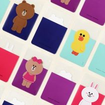 monopoly×LINE FRIENDS★CLEAR CARD POCKET