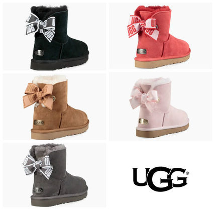 ★UGG CUSTOMIZABLE BAILEY BOW MINI ミニベイリーボウ 送料込★