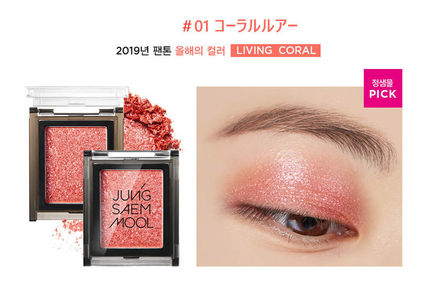 JUNGSAEMMOOL アイメイク グリッターシャドウ♪JUNGSAEMMOOL■Colorpiece Eyeshadow Prism(4)