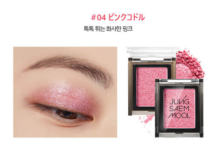 JUNGSAEMMOOL アイメイク グリッターシャドウ♪JUNGSAEMMOOL■Colorpiece Eyeshadow Prism(7)