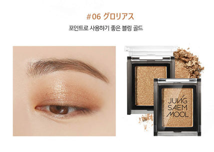 JUNGSAEMMOOL アイメイク グリッターシャドウ♪JUNGSAEMMOOL■Colorpiece Eyeshadow Prism(9)