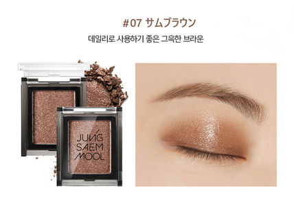 JUNGSAEMMOOL アイメイク グリッターシャドウ♪JUNGSAEMMOOL■Colorpiece Eyeshadow Prism(10)