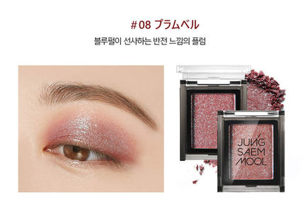 JUNGSAEMMOOL アイメイク グリッターシャドウ♪JUNGSAEMMOOL■Colorpiece Eyeshadow Prism(11)