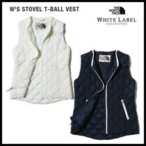 THE NORTH FACE☆18-19AW W'S STOVEL T-BALL VEST_NV3NJ80