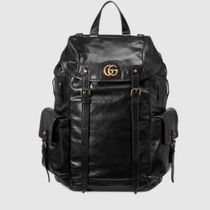 GUCCI RE(BELLE) レザー バックパック