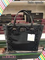 Kate spade★alyse wilson road embellished☆ナイロントート