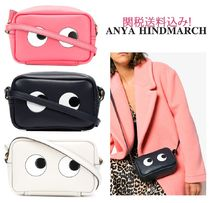 18-19AW 関税送料込! ANYA HINDMARCH EYES cross body バッグ
