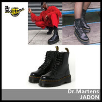 【Dr.Martens】JADON 厚底 ブーツ POLISHED SMOOTH 15265001