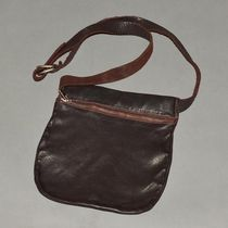 GUIDI(グイディ ) ショルダーバッグ・ポシェット GUIDI Q08 SOFT HORSE LEATHER SHOULDER BAG BROWN