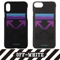 【関税/送料込】Off-White iPhone7/8/X GRADIENT ARROWS ケース