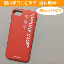 OFF-WHITE QUOTE iPhone case
