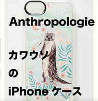 ★☆Anthropologie☆★iPhoneケースCasetify Floral Otter