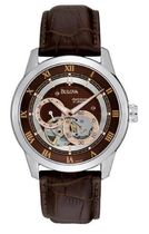 Bulova Men's 96A120 BVA Series Dual Aperture Dial Watch【並