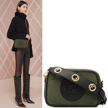 FE2181 FENDI CAM BAG WITH PATCH