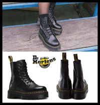 ★関税込★Dr Martens★JADON POLISHED SMOOTH 厚底 ブーツ★
