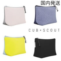 CUB+SCOUT(カブアンドスカウト) バッグ・カバンその他 国内発送/CUB+SCOUT/POUCH クラッチにも使えるポーチ