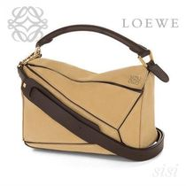 LOEWE★ロエベ Puzzle Small Bag Gold