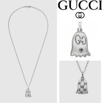 【GUCCI】安心追跡★ゴーストネックレスGucciGhost necklace