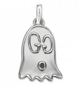 GUCCI ネックレス・チョーカー 【GUCCI】安心追跡★ゴーストネックレスGucciGhost necklace(4)