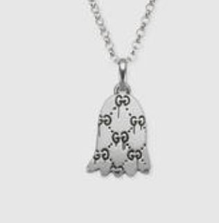 GUCCI ネックレス・チョーカー 【GUCCI】安心追跡★ゴーストネックレスGucciGhost necklace(5)
