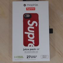 Supreme Mophie Juice Pack Air Battery Case Red iPhone 8 / 7