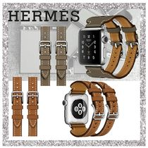 【直営買付】エルメス*Apple Watch Hermes/SP D.Buckle.Cuff 38