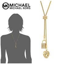 【Michael Kors】Love Is In The Air Double Pendant Necklace