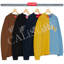 【AW18】Supreme(シュプリーム)SPLIT CREWNECK SWEATSHIRT最安値