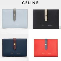 NEW CELINE◆ Medium Strap Wallet 4 Colorsl◆