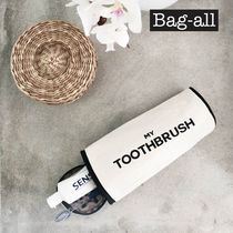 NY発★Bag-all★旅行に便利!! TOOTHBRUSH CASE☆送料込み