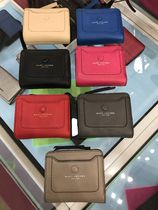 【Marc Jacobs】 Leather wallet☆コンパクト☆折りたたみ財布