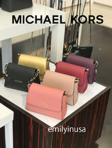 追跡有 Michael Kors★9月新作 SOFIA SM EW SATCHEL 2wayバッグ