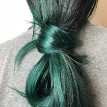 UNICORN HAIR FULL COVERAGE sea witch hair color (rich teal)
