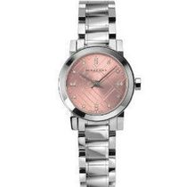 腕時計 バーバリー Burberry The City Diamond Ladies Watch BU9