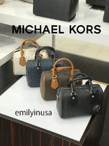 【追跡有】Michael Kors★ARIA SM SATCHEL 2WAY*チャーム付