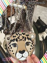 kate spade★leopard coin purse ★チーターコインチャーム