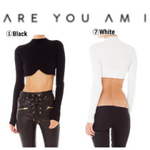 ARE YOU AM I(アーユーアムアイ) トップスその他 【ARE YOU AM I】セール●モデル愛用中●RIKA TOP