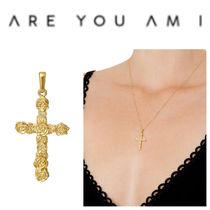 ARE YOU AM I(アーユーアムアイ) ネックレス・ペンダント 【ARE YOU AM I】セール●モデル愛用中●EDEN CROSS NECKLACE