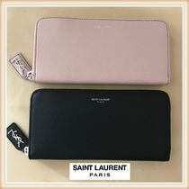【国内在庫あり】Saint Laurent☆Rive Gauche 長財布