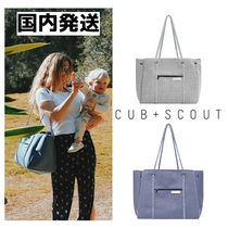 CUB+SCOUT(カブアンドスカウト) マザーズバッグ 国内発送/ CUB+SCOUT/ THE LEADERネオプレンマザーズバッグ 新色
