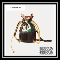 CARVEN★バケットバッグ