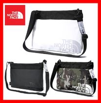 ★人気【THE NORTH FACE】★EASY CROSS BAG S BIG LOGO★3色★