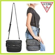Guess☆LOGO FOLD-OVER CROSSBODY クロスボディ