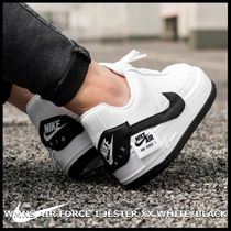 国内発・正規品★NIKE WMNS AIR FORCE 1 JESTER XX★WHITE/BLACK