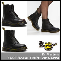 【Dr.Martens】1460 PASCAL FRONT ZIP 2色 23863001 24330600
