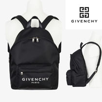 【GIVENCHY】2018AW新作*ロゴ入り ナイロン バックパック
