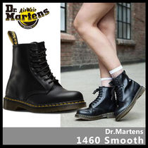 【Dr.Martens】1460 Smooth 8 EYE ブーツブーツ 10072004