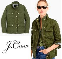 J CREW★Quilted Downtown Field Jacket★Petite/Tallもあり