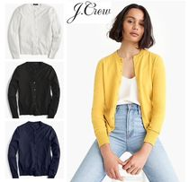J CREW大人気の定番カーディガンCotton Jackie Cardigan Sweater